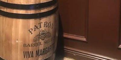 VIVA MARGARITA PATRON BARREL SELECT TASTING