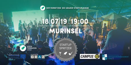 Startup Spritzer #56: Murinsel Special - powered by Campus02 Tickets