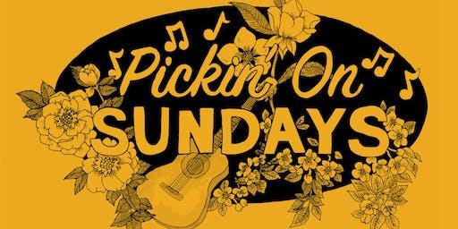 Pickin' On Sundays with The Stubborn Lovers