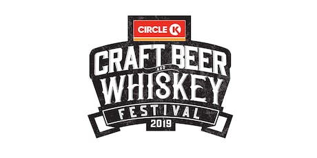 Circle K's Craft Beer and Whiskey Festival tickets