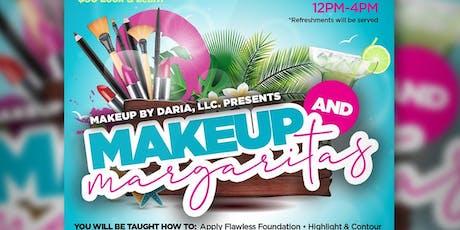 Makeup & Margaritas Hands-on Makeup Class tickets