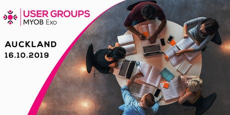 MYOB Exo User Group | Auckland tickets