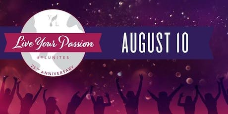 Live Your Passion tickets