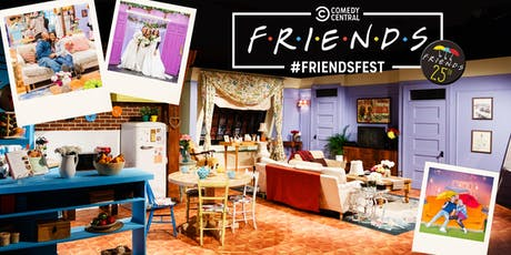 FRIENDSFEST Germany Tickets