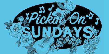 Pickin' On Sundays with Chuck Westmoreland tickets