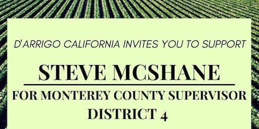 Steve McShane for Supervisor 2020