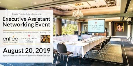 Entrée Training & Development's Executive Assistant Networking Event tickets