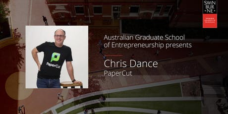 Learning from Entrepreneurs with Chris Dance tickets