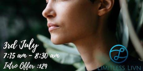 Mindset Mastery - Morning Meditation & Motivation tickets