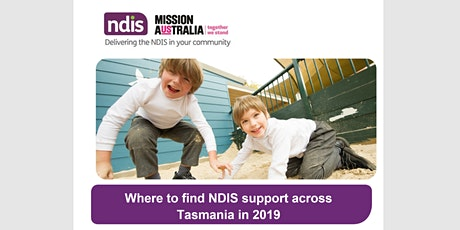 Meet with Mission Australia, NDIS Partner in the Community tickets
