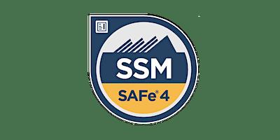 SAFe® Scrum Master (SSM) Certification Workshop - Chicago, Illinois