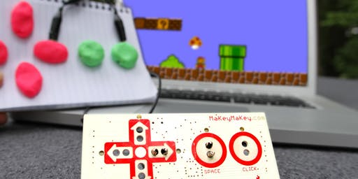Makey Makey(Part1) - Create a controller to plug and play