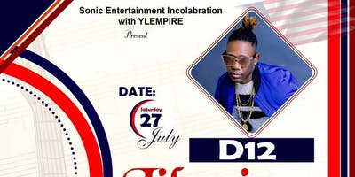 LIBERIA INDEPENDENCE WEEKEND CELEBRATION WITH D12 (THE BELIEVE IT MAN)
