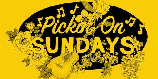 Pickin' On Sundays with Lewi Longmire & The Left Coast Roasters