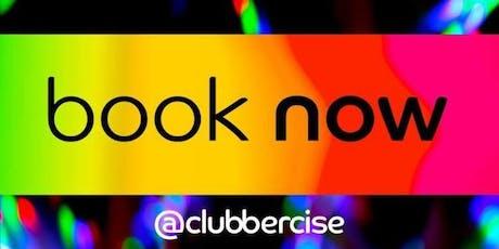 Clubbercise Thursday 7:30pm Studio 22 tickets