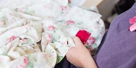 Ballarat Ethical Fashion: Visible Mending Patching and Hand Sewing Class tickets