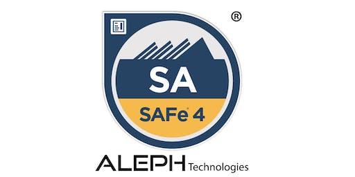 Leading SAFe - SAFe Agilist(SA) Certification Workshop - New York