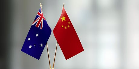 Australia-China Relations: Finding the Elusive Balance tickets