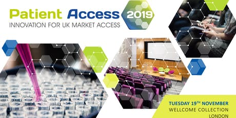 Patient Access 2019 tickets