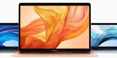 macOS Help Desk 10.14, 1 Day, Adelaide SA