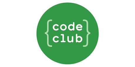 Code Club – Macquarie Regional Library tickets