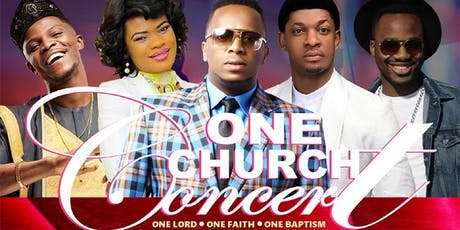 """One Church Concert """"Unlimited Praise"""" tickets"""