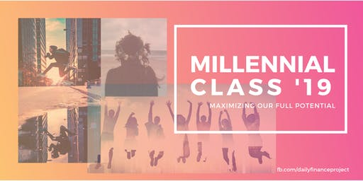 Millennial Class 2019 - Cebu FREE Seminar