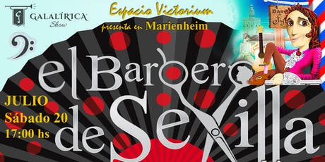 Galalírica Show presenta: El barbero de Sevilla para chicos entradas