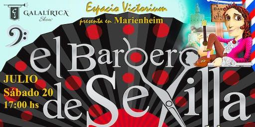Galalírica Show presenta: El barbero de Sevilla para chicos