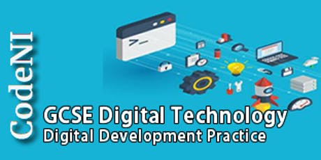 3 Day Intensive C# Teacher Upskilling course GCSE Digital Technology Unit 5: Digital Practice tickets