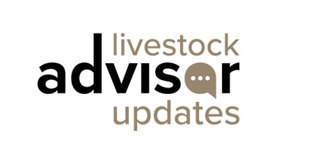 Livestock Advisor Updates - Southern tickets