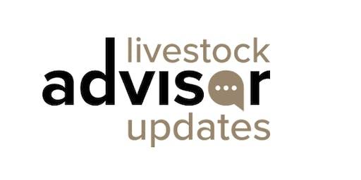 Livestock Advisor Updates - Southern