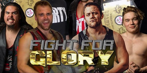 Real Canadian Wrestling - Fight for Glory