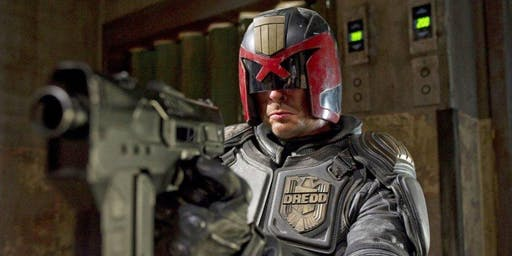 DREDD - Tapcade Screenings - July 20 - 930PM