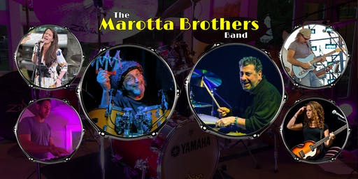 The Marotta Brothers Band featuring Jerry & Rick Marotta