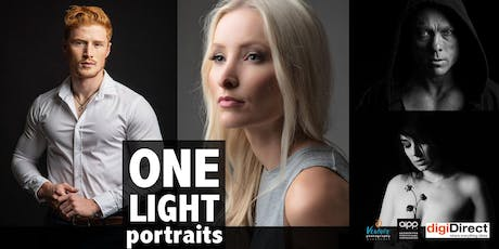 One Light Portraits (August 2019) tickets