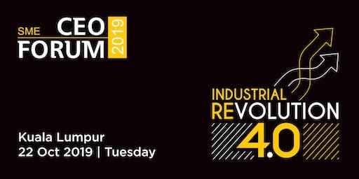 SME CEO Forum: Industrial Revolution 4.0