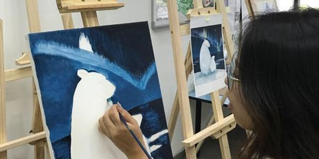 Sip And Paint - Art Jam on a Friday Night! tickets
