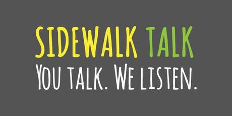 Sidewalk Talk Sydney - Mona Vale tickets