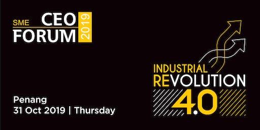 SME CEO Forum Penang: Industrial Revolution 4.0