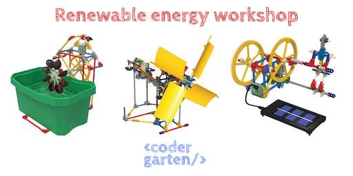 Investigating Renewable Energy