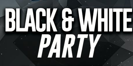 KICKITFRIDAYS BLACK AND WHITE PARTY tickets