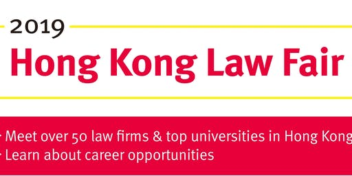 2019 Hong Kong Law Fair