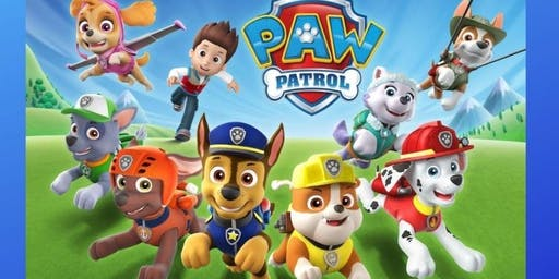 Paw Patrol Party at the Proud Bird