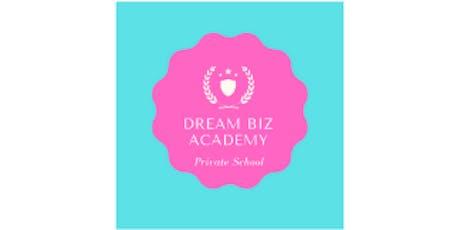 Dream Biz Academy tickets