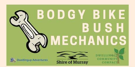 Bodgy Bush Mechanics tickets