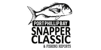 Port Phillip Bay Snapper Classic 2019