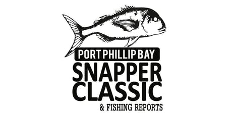 Port Phillip Bay Snapper Classic 2019 tickets
