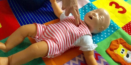 CARLISLE 2 HR BABY & CHILD FIRST AID AWARENESS CLASS FOR PARENTS, CARERS