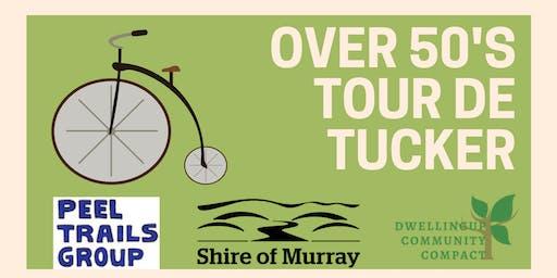 Over 50's Tour de Tucker